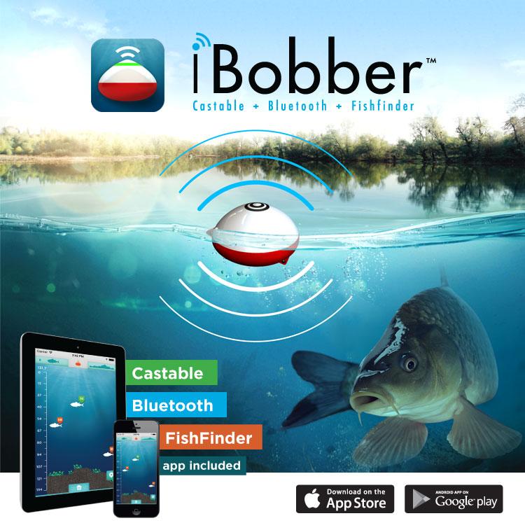 Ibobber fish finder usb charger fishing ibobber gift for Ibobber fish finder