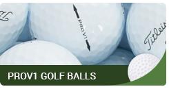 PROV1 Golf Balls